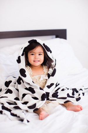 Love Noir - Tula Baby Blanket Set