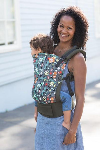 Bot Boy - Tula Toddler Carrier