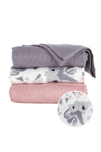 Carry Me - Tula Baby Blanket Set