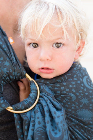 Celestial Balsam - Cotton Ring Sling
