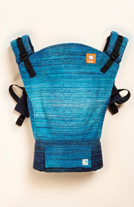 ChiciBeanz Out of the Blue Hand Dyed - Tula Signature Baby Carrier
