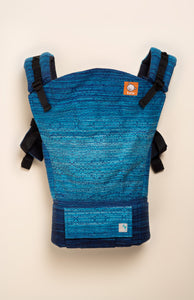 ChiciBeanz Out of the Blue Royal - Tula Signature Baby Carrier