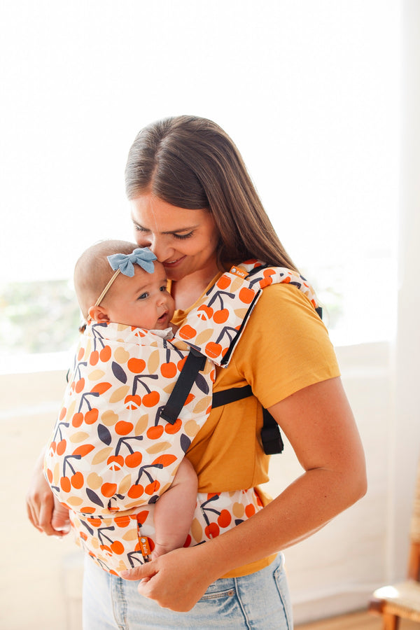 Cherry - Tula Toddler Carrier