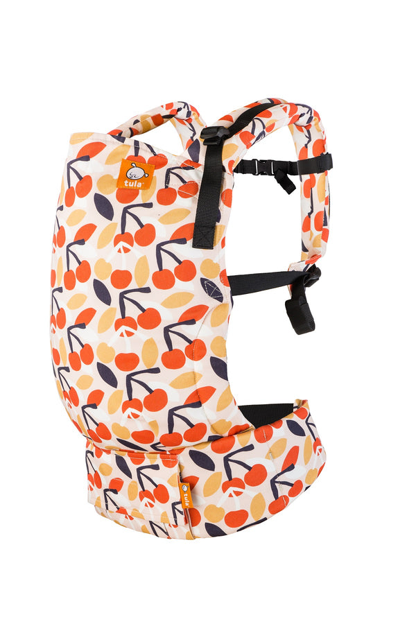 Cherry - Tula Free-to-Grow Baby Carrier Free-to-Grow