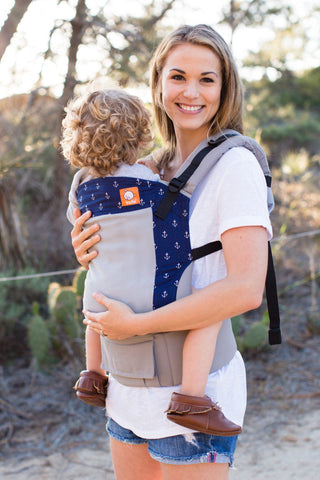 Coast Mariner - Tula Baby Carrier Ergonomic Coast Baby Carrier - Baby Tula