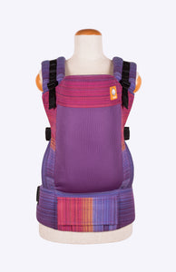 Coast Apple Blossom Wovens Journey Purple - Tula Signature Baby Carrier