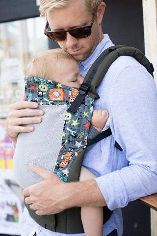 Coast Bot Boy - Tula Toddler Carrier