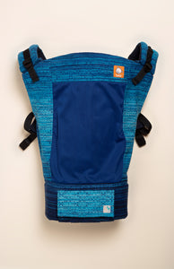 Coast ChiciBeanz Out of the Blue Royal - Tula Signature Baby Carrier