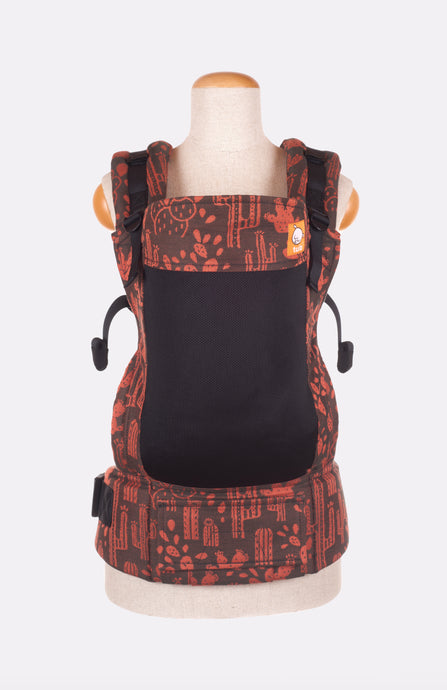 Coast Tula Woven Desert Sunrise - Tula Signature Baby Carrier