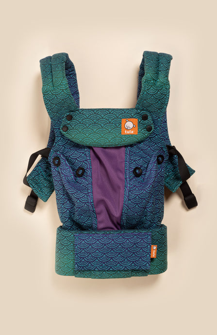 Coast Oscha Sekai Mermaid - Tula Signature Baby Carrier