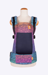 Coast Oscha Shoal Refractions - Tula Signature Baby Carrier