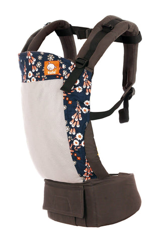 Coast Foxgloves - Tula Baby Carrier