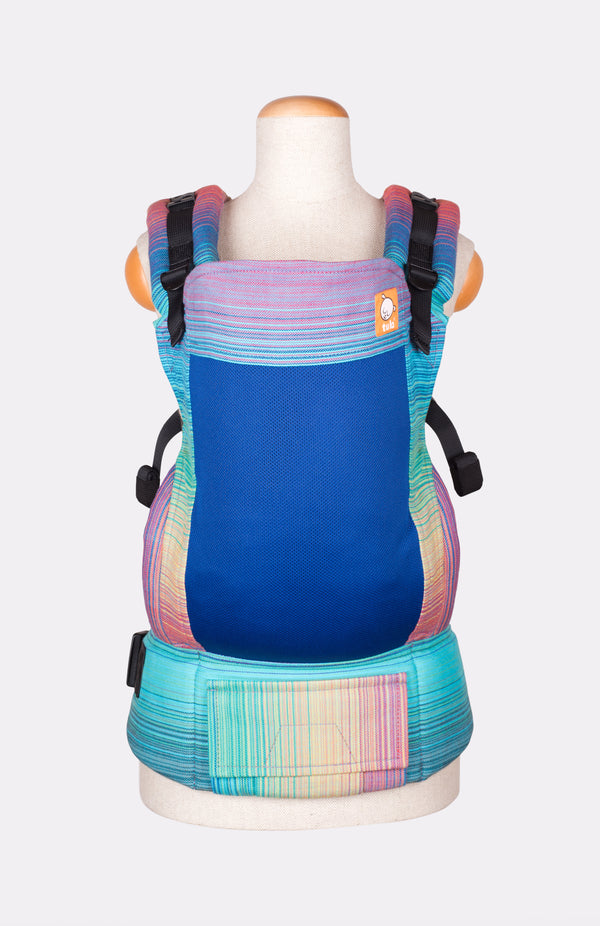 Coast Girasol Lane Azul Pacifico - Tula Signature Baby Carrier