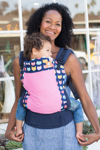 Coast Meow Meow - Tula Baby Carrier