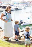 Coast Seaport - Tula Toddler Carrier