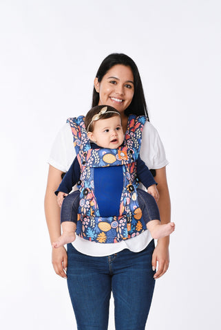 Coast Passionfruit - Tula Explore Baby Carrier Explore Coast | Baby Tula