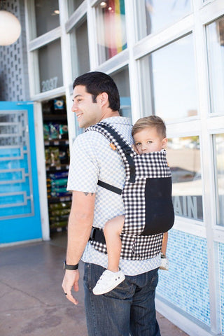 Coast Picnic - Tula Toddler Carrier Toddler Coast | Baby Tula