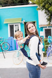 Coast Round and Round - Tula Toddler Carrier