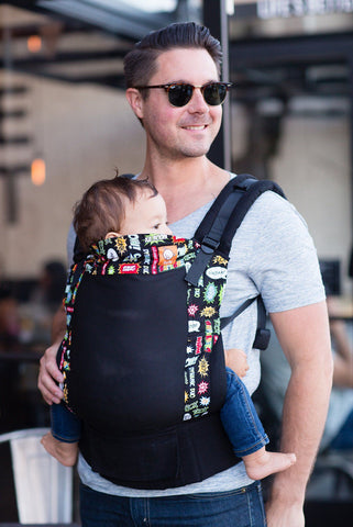 Coast Sidekick - Tula Baby Carrier Ergonomic Coast Baby Carrier - Baby Tula