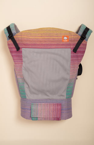 Coast Stewed Rhubarb Blessed (royal weft) - Tula Signature Baby Carrier