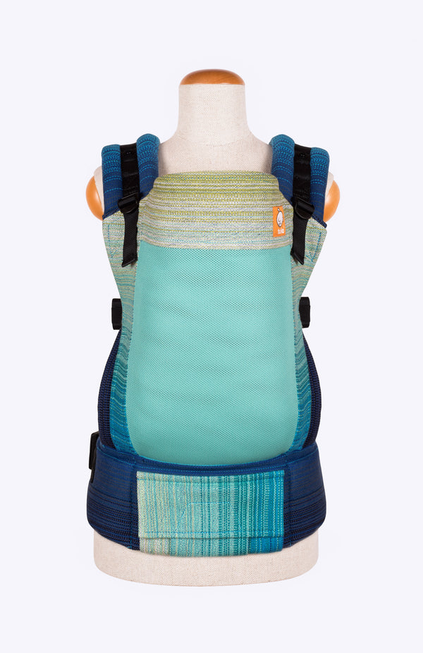 Coast Stewed Rhubarb Daydream Royal - Tula Signature Baby Carrier