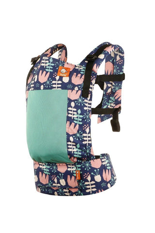 Coast Twilight Tulip - Tula Free-to-Grow Baby Carrier Free-to-Grow Coast | Baby Tula