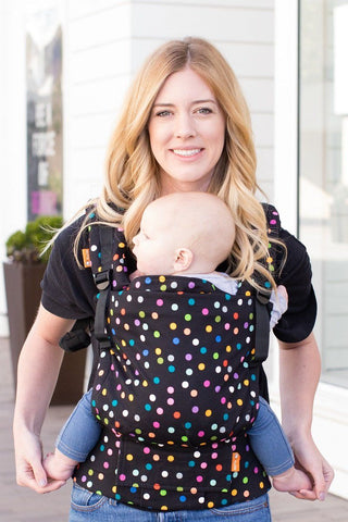 Confetti Dot - Tula Free-to-Grow Baby Carrier Free-to-Grow | Baby Tula