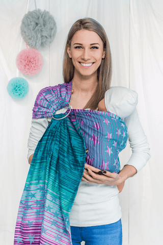 Constellation Orion - Cotton Ring Sling