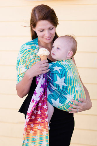 Ring Sling Constellation Athena - Wrap Conversion Ring Sling - Baby Tula - 1