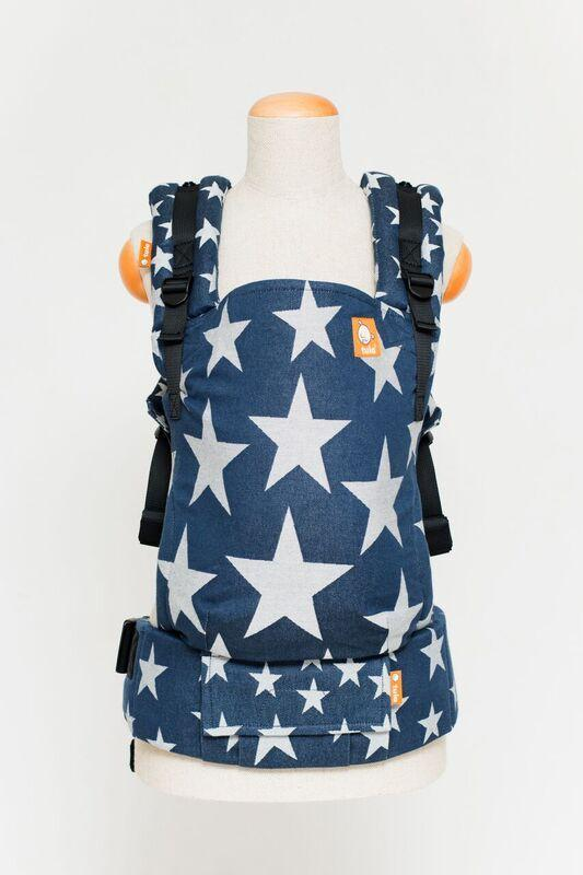 Baby Tula Full Free To Grow Wrap Conversion Baby Carrier