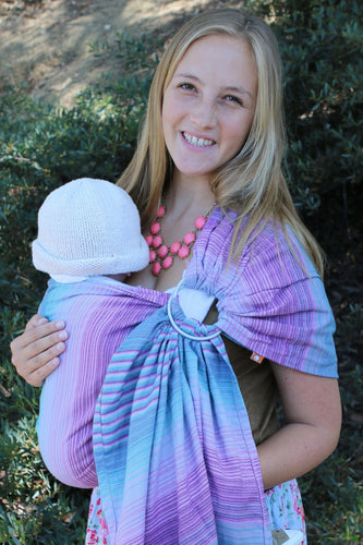 Aurora Copernicus - Wrap Conversion Ring Sling Ring Sling - Baby Tula