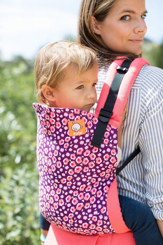 Coral Reef - Tula Baby Carrier
