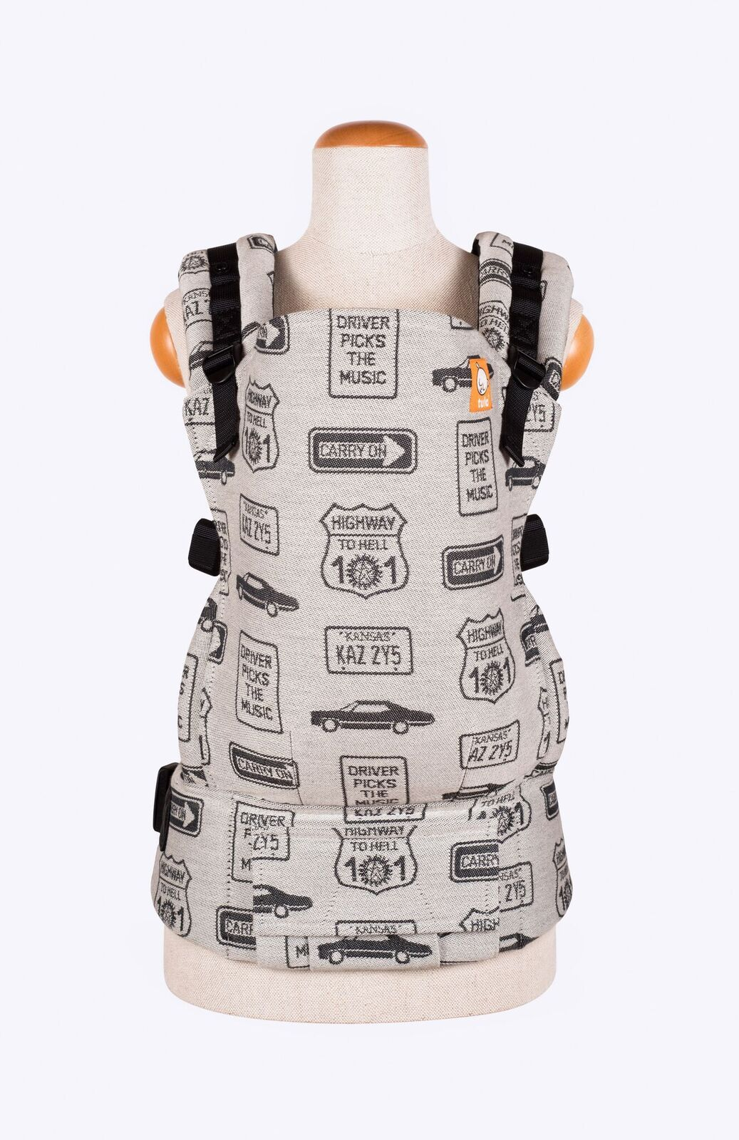 Baby Tula Half Toddler WC - DBG Baby Carry On Baby