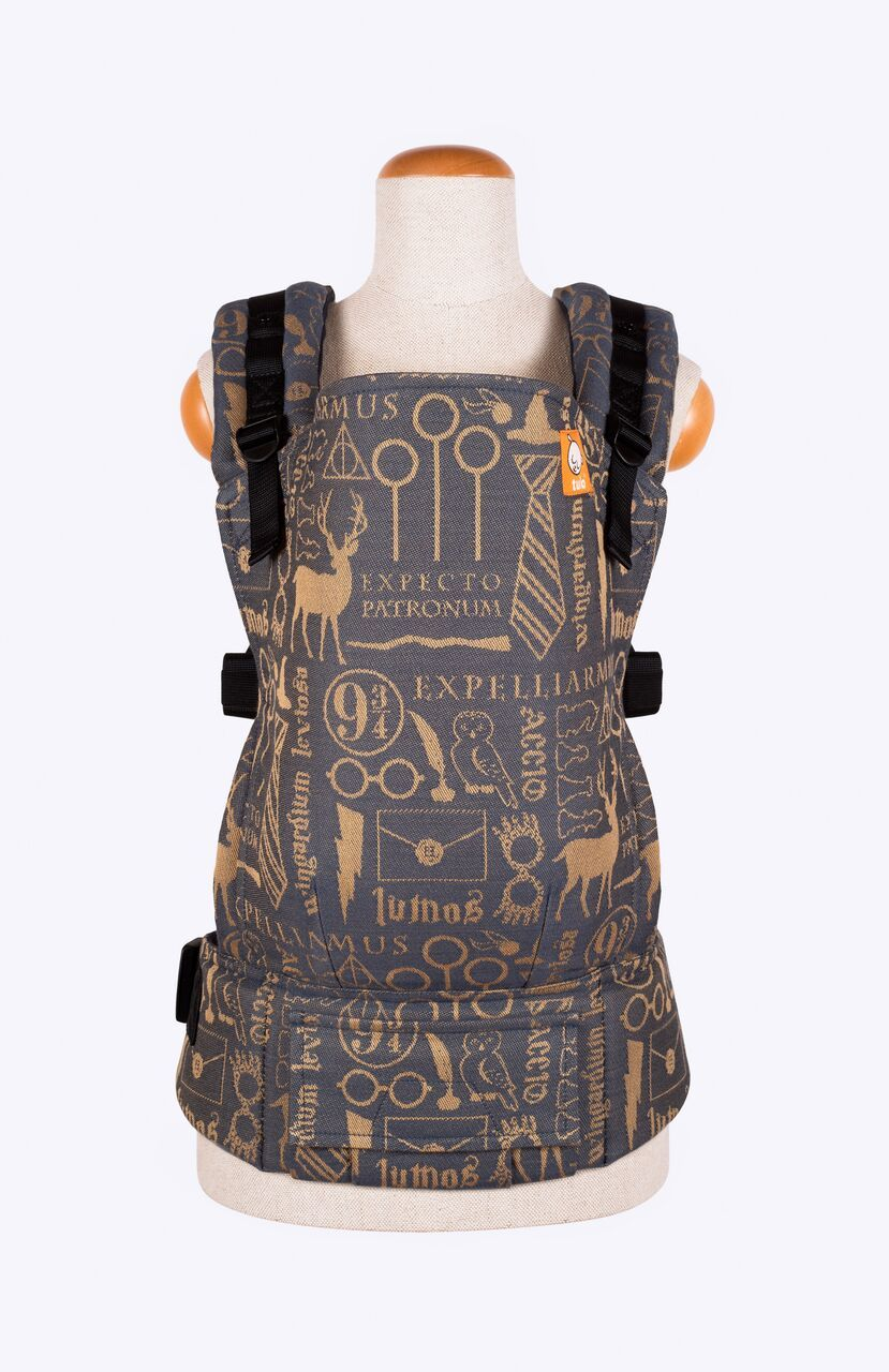 Full Standard Wrap Conversion Custom Baby Carrier – Baby Tula