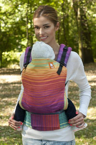 Full Toddler WC Carrier - Athena Wrap Conversion - Baby Tula