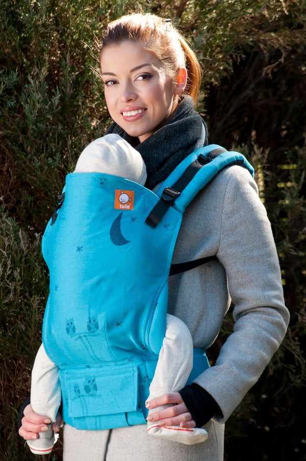 Wrap Conversion Half Toddler WC Carrier - Star Owls - Baby Tula