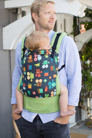 Let Me Entertain You - Tula Baby Carrier