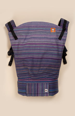 Erizo Monet's Garden (royal weft) - Tula Signature Preschool Carrier