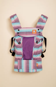 Coast Girasol Light (crema de nube weft) - Tula Signature Baby Carrier