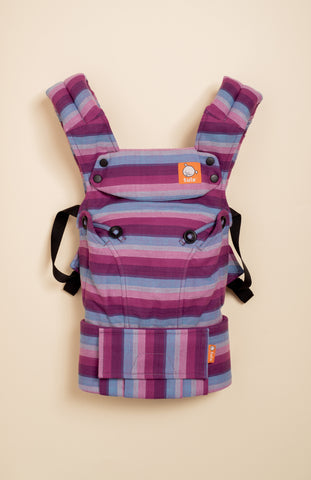 Girasol Light (purpura llamativa weft) - Tula Signature Baby Carrier