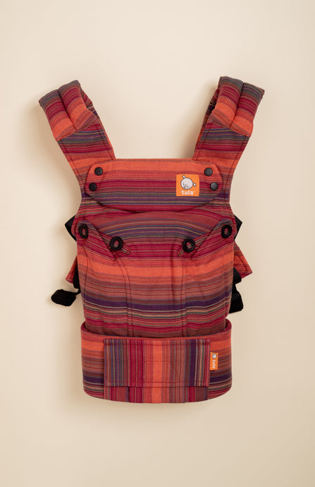 Girasol Sierra - Tula Signature Baby Carrier Tula Wrap Conversion