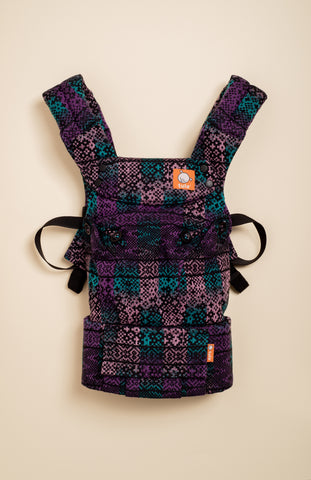 Lolly Wovens Mosaic Mermaid - Tula Signature Baby Carrier