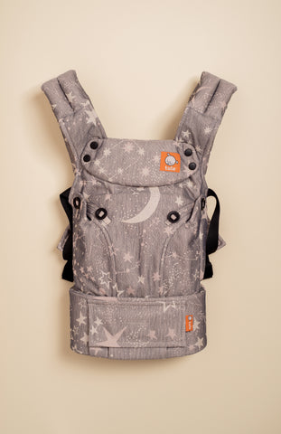 Lovaloom Astra Celestial (with sparkles) - Tula Signature Baby Carrier Tula Wrap Conversion