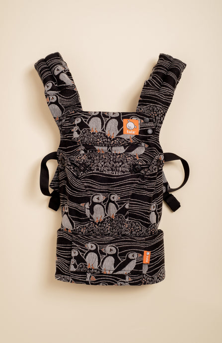 Oscha Puffins Fair Isle - Tula Signature Baby Carrier