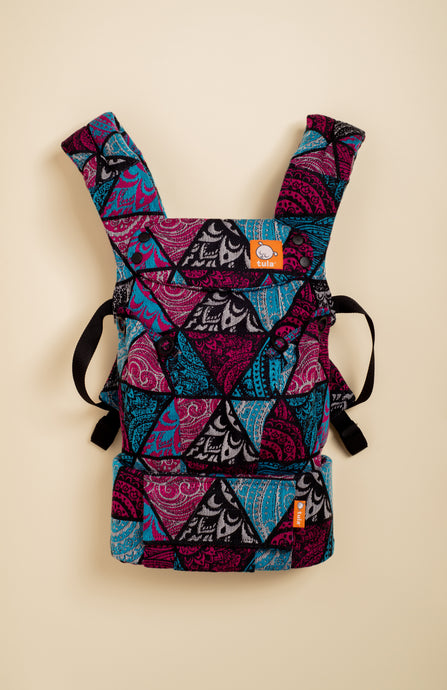 Lolly Wovens Triangles Sweet Wind - Tula Signature Baby Carrier