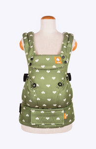 Baby Tula Full Explore WC - Petit Love Olive