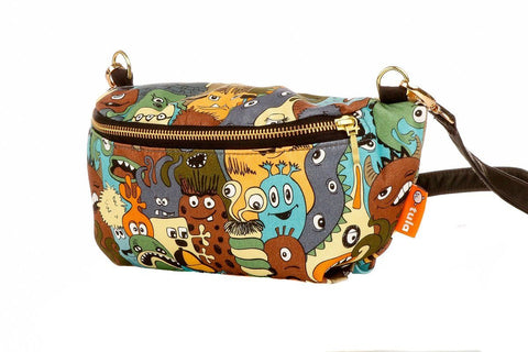 Eye Spy - Tula Hip Pouch