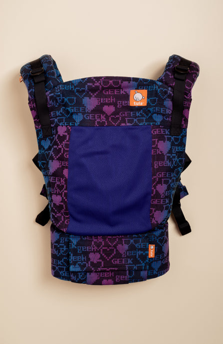 Coast DBG Baby Geek at Heart - Tula Signature Baby Carrier