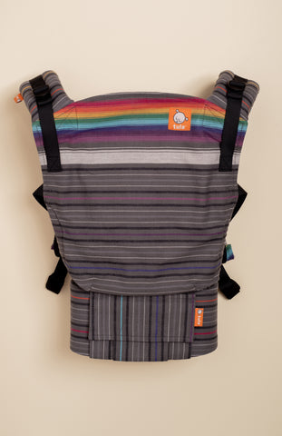 Girasol Stormy (medio weft) - Tula Signature Baby Carrier