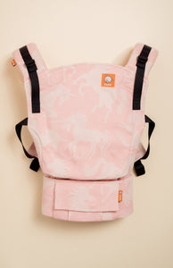 Lovaloom Unicorns Bubblegum - Tula Signature Baby Carrier